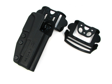 Comp-Tac International DOH Dropped & Offset Holster for IDPA / IPSC / USPSA