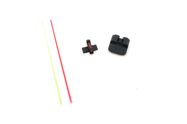 Frank Proctor Fiber Optic Sight Set for Springfield XD & XDm