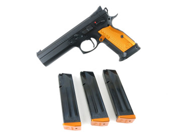 CZ Tactical Sport Orange - 9mm (91261)