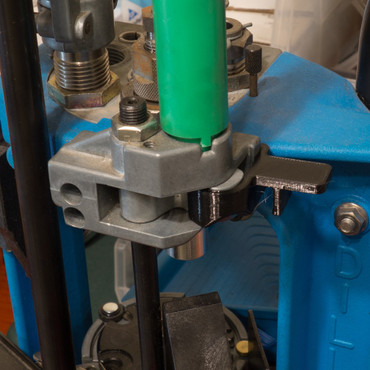 Dillon Precision 650 Case Feeder Stop by Reloading Innovations