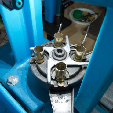 Dillon Precision 550 Starlight Press Lighting System by Reloading Innovations