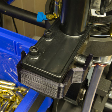 Dillon Precision 1050 Case Feeder Stop by Reloading Innovations