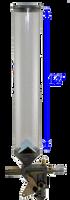UniqueTek 2X Powder Hopper Tube for Dillon Reloading Press (CT1277)