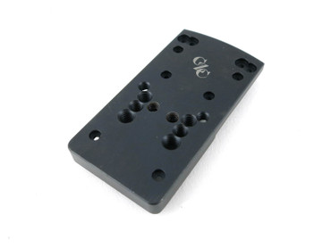 CZC CZ Shadow 2 & SP-01 Multi Optic Red Dot Sight Base Cut by CZ Custom (10683)