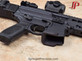 Sig Sauer MPX Aluminum Magwell by Springer Precision (SP0228) Black