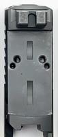 SIG P320 w/ R1P / DPP CUT w/ RMR / Holosun Holes – Filler Plate for RMR / SRO / Holosun CHPWS