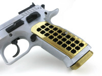 SSI Tanfoglio / EAA / IFG Scale 2.0 Brass Grips by Shooting Sports Innovations