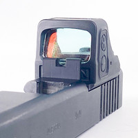CHPWS Glock MOS RSF (Rear Sight Forward) for RMR / SRO / HOLOSUN 407 / 507 / 508 Optic Adapter Plate , GL-RSH-RSF