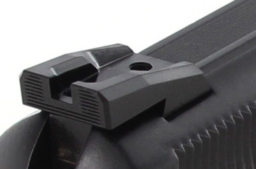 CZ 75 & SP-01 Fixed Competition Black Rear Sight by Dawson Precision