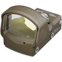 Leupold DeltaPoint Pro 2.5 MOA Red Dot Optic Sight in Dark Earth / Tan (175840)