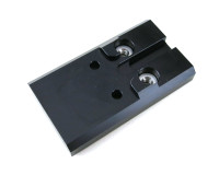 Walther PPQ Q5 Match Steel Frame Red Dot Optic Mount Adapter Plate by Springer Precision (SP0754)