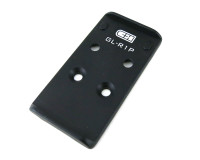 CHPWS V4 Adapter Plate for MOS GLOCK to Sig Sauer Romeo1 Pro (GL-R1P)