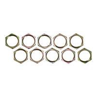 "Dillon Precision 1"" Steel Die Locking Ring - 10 Pack (62424)"