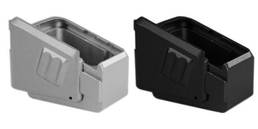 Dawson Precision Glock Standard Small Frame Tool-Less HiCap Extended Base Pad