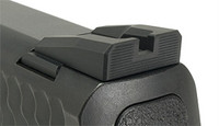 Dawson Precision Competition Fixed Rear Sights for Smith and Wesson M&P