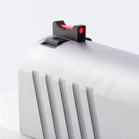 Dawson Precision Fiber Optic Front Sights for STI
