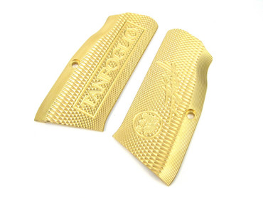 EGD Xtreme EAA / Tanfoglio Witness Large Frame Custom Grips For Limited /  Open by Eric Grauffel