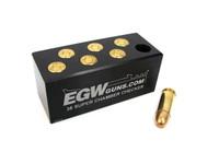 38 Super 7-Hole Chamber Case Cartridge Gauge by EGW (70120)