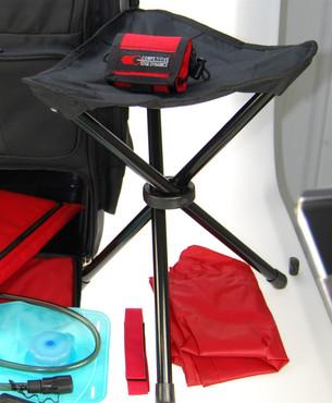 DAA RangePack Pro Backpack 3-Legged Stool Chair by Double Alpha Academy