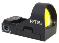 C-More Systems RTS2 Red Dot Sight Optic - Version 5