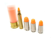 ST Action Pro Trainer Dummy Practice Practice Rounds 9mm / 40 S&W / 45 ACP / 12 Gauge / 223 - 5.56