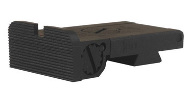 Bomar BMCS Adjustable Black Rear Sight by Dawson Precision (519-1303)