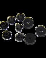 Blade-tech Belt Mount Hardware Kit (Tek-Lok Screws, Washers, and T-Nuts)