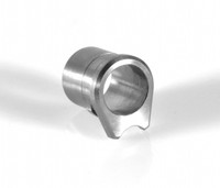 "1911 & 2011 Barrel Bushing .100 Gap Carry Bevel Govt .7015"" in Stainless Steel by EGW (14710)"