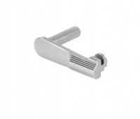 "1911 & 2011 Heavy Duty Slide Stop .200"" for 45 ACP in Stainless Steel by EGW (11003)"