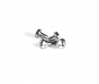 1911 Stainless Steel Grip Screws Hex (Pkg of 4) by EGW (11380)