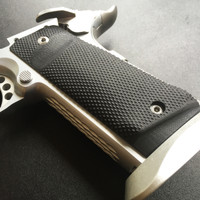 TechWell PosiTec Ergo Palm Swell Grips for 1911