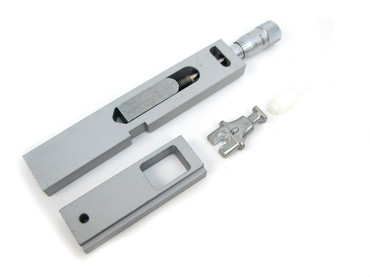 UniqueTek Preinstalled Micrometer Powder Bar Kit for Dillon Precision  Reloading Press