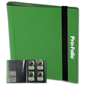 Pro-Folio 4 Pocket Green