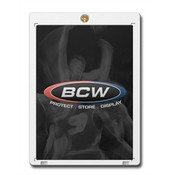 BCW 1-Screw Thick Card Holder 50pt