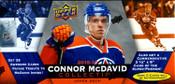 2015/16 Upper Deck Connor McDavid Collection Hockey Hobby Box