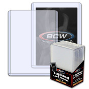 BCW 3x4 Topload Card Holder - Premium