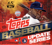 2016 Topps Update Series Baseball Jumbo Box