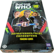 2016 Topps Doctor Who Extraterrestrial Encounters Hobby Box