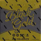 2016 Panini Black Gold Collegiate Football Hobby Box