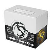 BCW Gaming Deck Case - Tandem - White