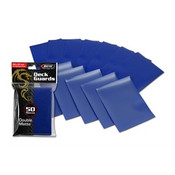 BCW Gaming Deck Guard - Matte - Blue