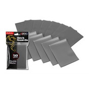 BCW Gaming Deck Guard - Matte - Gray