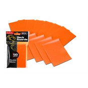 BCW Gaming Deck Guard - Matte - Orange