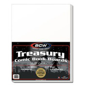 BCW Treasury Backing Boards