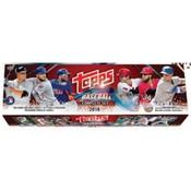2018 Topps Complete Baseball Factory Set