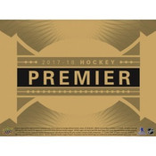 2017/18 Upper Deck Premier Hockey Hobby Box (For Pricing text: UDPRICING to 779-707-5200)