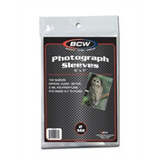 BCW 5x7 Photo Sleeves