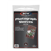 BCW 6x9 Photo Sleeves