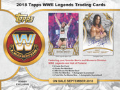 2018 Topps Legends Of The WWE Wrestling Hobby Box