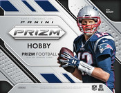 2018 Panini Prizm Football Hobby Box